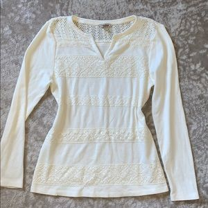 Lucky brand long sleeve thermal